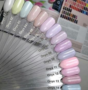Grattol Color Gel Polish LS Onyx 11, 9 мл.