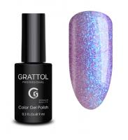 Grattol Color Gel Polish LS Quartz 08, 9 мл.
