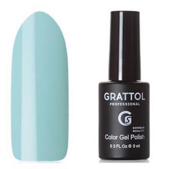 Grattol, Гель-лак Classic Collection №017, White Blue, 9мл