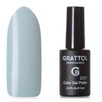 Grattol, Гель-лак Classic Collection №113, Powder Blue, 9мл
