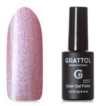 Grattol, Гель-лак Classic Collection №156, Almond Pearl, 9мл