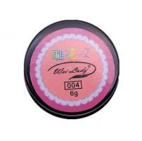 4D Гель-пластилин для дизайна Wei Lady №14 (персиковый), 6g.