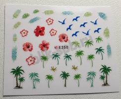 Наклейка-дизайн E250