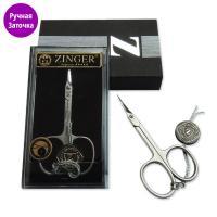 Ножницы Zinger для кутикулы Premium, 1303 salon