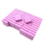 Баф мини 100/180 (50шт) - розовые