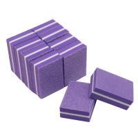 Баф мини 100/180 (10шт) - фиолетовые