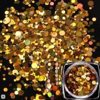 Камифубуки Золото-Голография №3