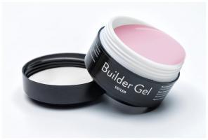 ELPAZA, Builder Gel Sakura, Гель однофазный UV/LED для наращивания и моделирования ногтей (15 гр)