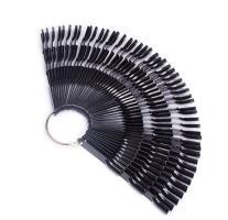 Палитра веер на 150 цветов черная