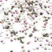Стразы кристалл 50 шт. голография №04